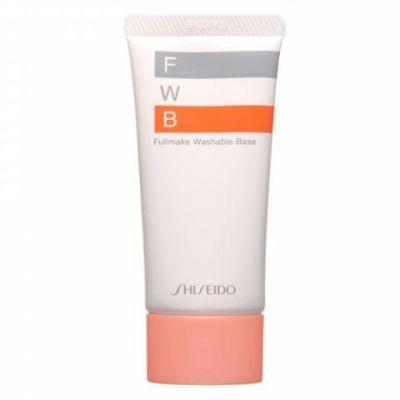 Shiseido Основа под макияж полностью смываемая под водой 35 гр