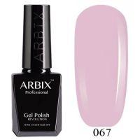 Arbix 067 Выходные в Париже Гель-Лак , 10 мл
