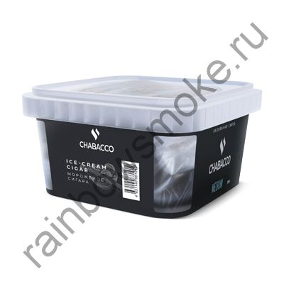 Chabacco Medium 200 гр - Ice Cream Cigar (Мороженое-Сигара)