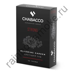 Chabacco Strong 50 гр - Blooming Garden (Цветущий Сад)