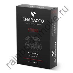 Chabacco Strong 50 гр - Cherry (Вишня)