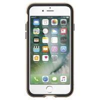 Купить чехол Spigen Neo Hybrid для iPhone 7 золотой противоударный чехол для Айфон 7 в Москве в интернет-магазине аксессуаров для смартфонов Elite-Case.ru