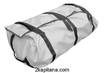 Сумка лодочная из ткани ПВХ 350-360
