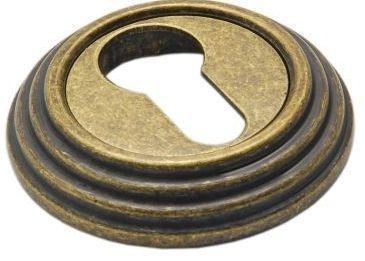 Накладка К Ручке Adden Bau Vintage Sc V001 Aged Bronze, Состаренная Бронза