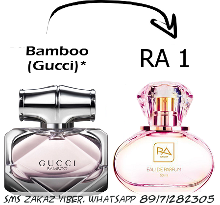 RA 1 Gucci - Bamboo Гучи Бамбо