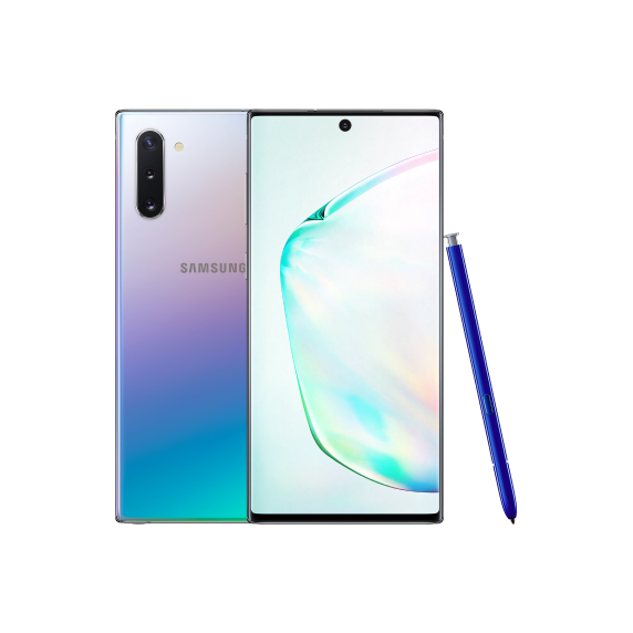 Samsung Galaxy Note10 256 ГБ (аура)