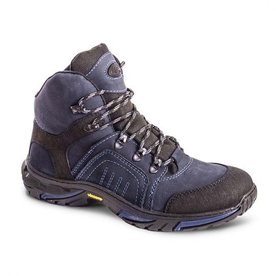 Ботинки «Страйкер» зима Синие