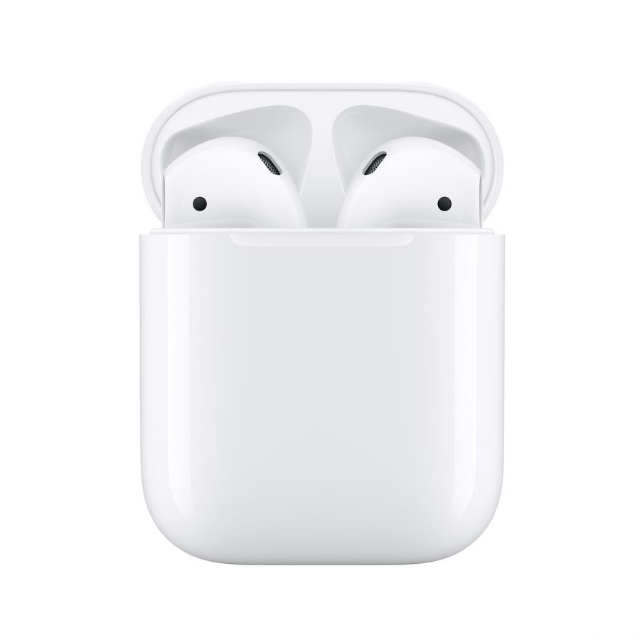 Наушники Apple AirPods 2 (без беспроводной зарядки чехла) white