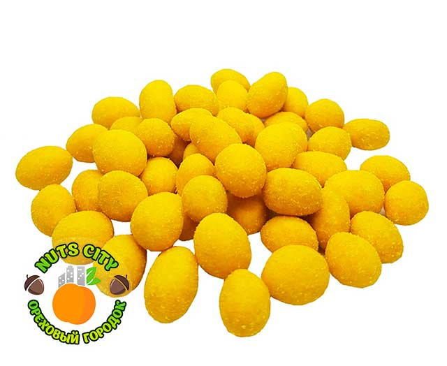 Арахис в глазури со вкусом сыра