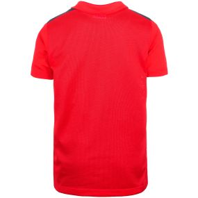 Детская футболка Nike Challenge игровая красная