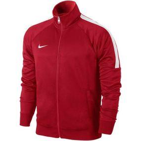 Олимпийка Nike Team Club Trainer Jacket красная
