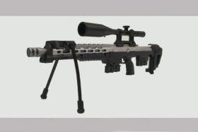 Сувенирная сборная модель винтовки DSR-1 1:6