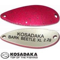 Блесна Kosadaka Trout Police Bark Beetle XL 2,2гр /  27мм / цвет: A18