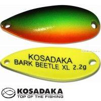 Блесна Kosadaka Trout Police Bark Beetle XL 2,2гр /  27мм / цвет: AA10