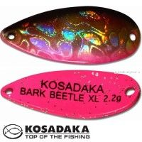 Блесна Kosadaka Trout Police Bark Beetle XL 2,2гр /  27мм / цвет: AB01