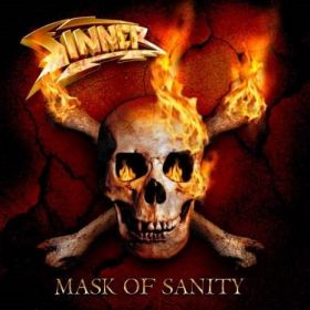 "SINNER ""Mask of Sanity"" 2007/2010"