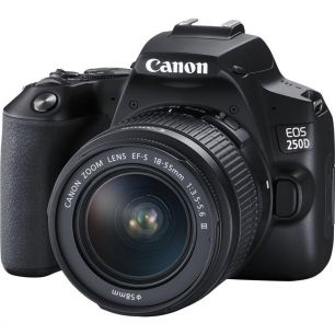 Canon EOS 250D Kit 18-55mm iii