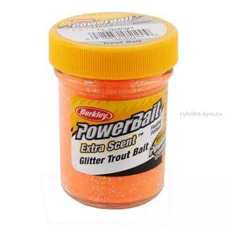 Паста форелевая Berkley Fluorescent Orange ( Ракушка флюресцент оранжевый )