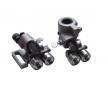 Нижние и верхние роликовые направляющие для JWBS-14OS-M на направляющую 22 мм JET арт.708127-OS