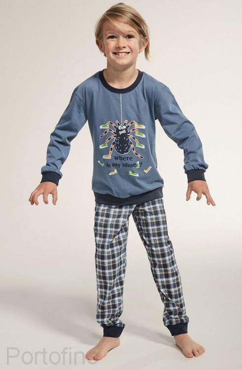 976-94 Пижама для мальчиков Cornette
