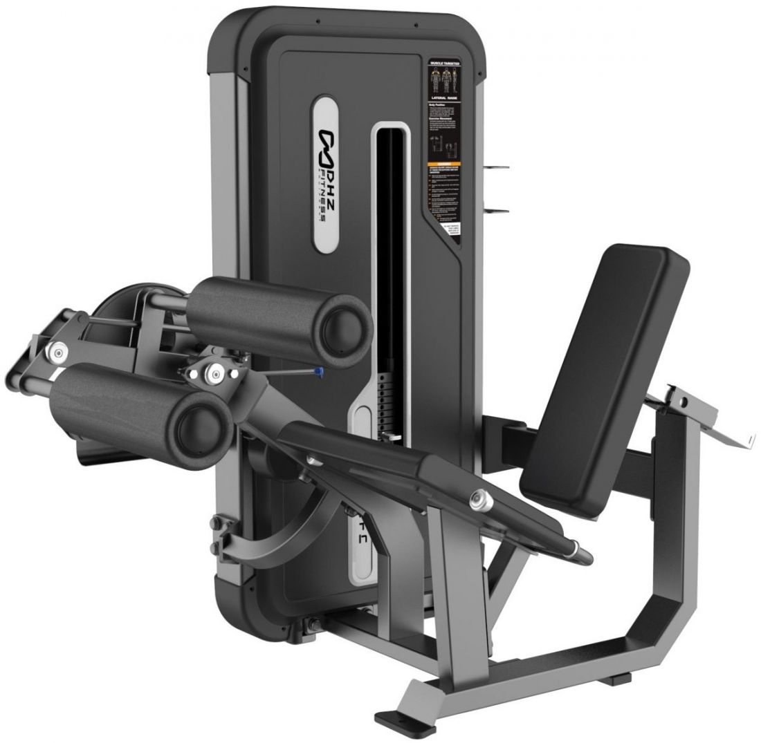 A3086 Разгибание/Сгибание ног сидя Leg Extension&Leg Curl .Стек 110 кг.