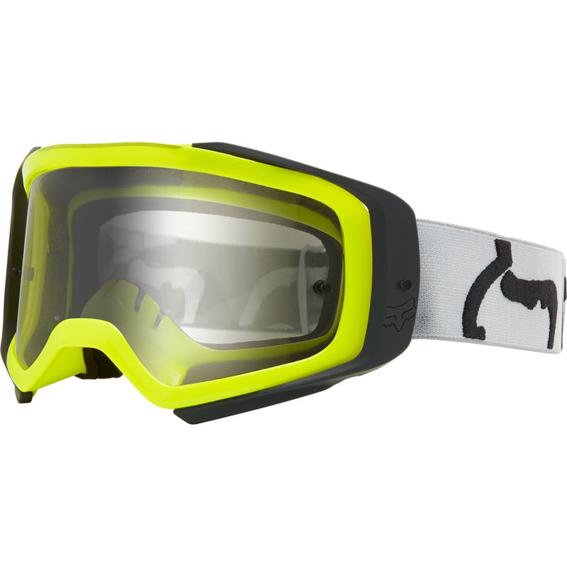 Fox Airspace II Prix Grey очки, серые