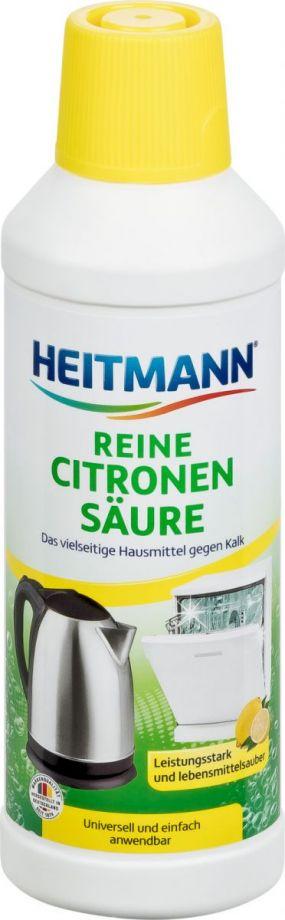 Heitmann Универсальное средство от накипи на основе лимонной кислоты 500 мл