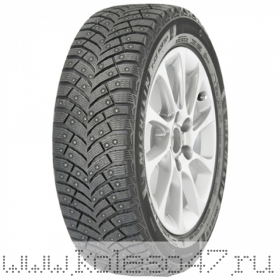 255/40 R18 99T XL MICHELIN X-ICE NORTH 4