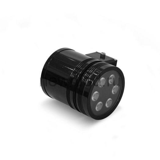 Светодиодный светильник MS-6L220V AC110-265V-15W IP65 1200Лм Черный корпус Maysun