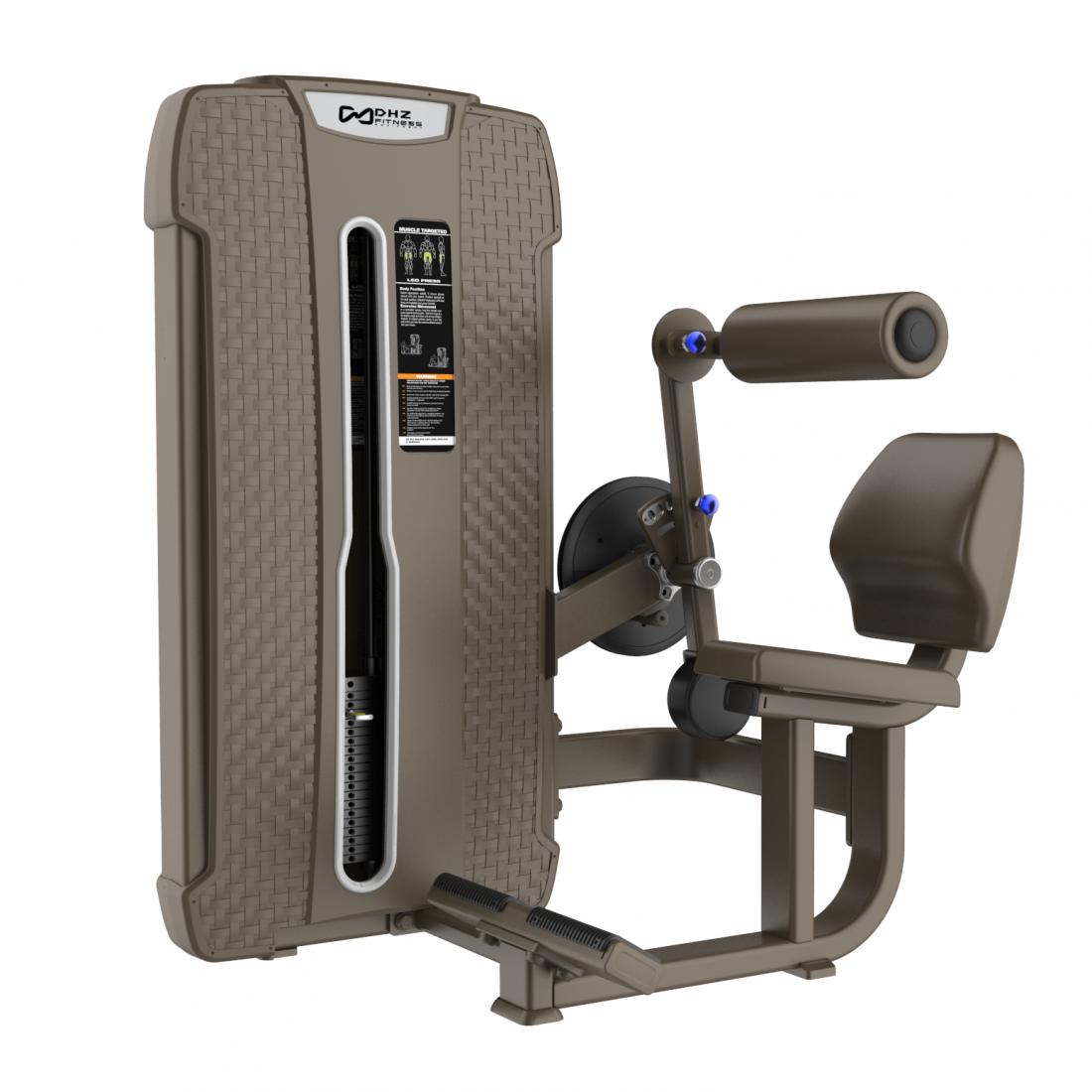 E-4073 Пресс-машина (Abdominal Isolator). Стек 94 кг.