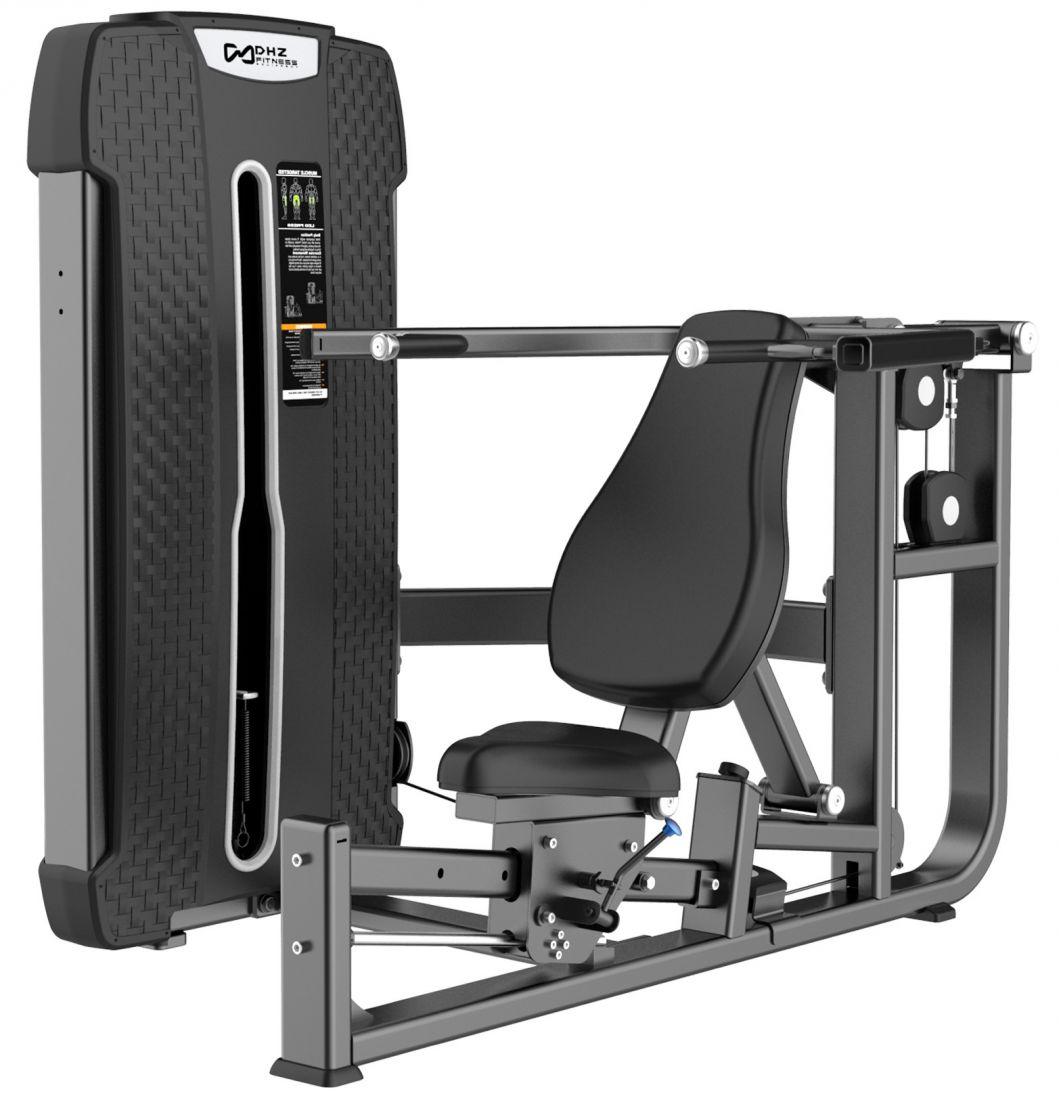 E-4084 Жим от груди и плеч Chest & Shoulder Press. Стек 110 кг.