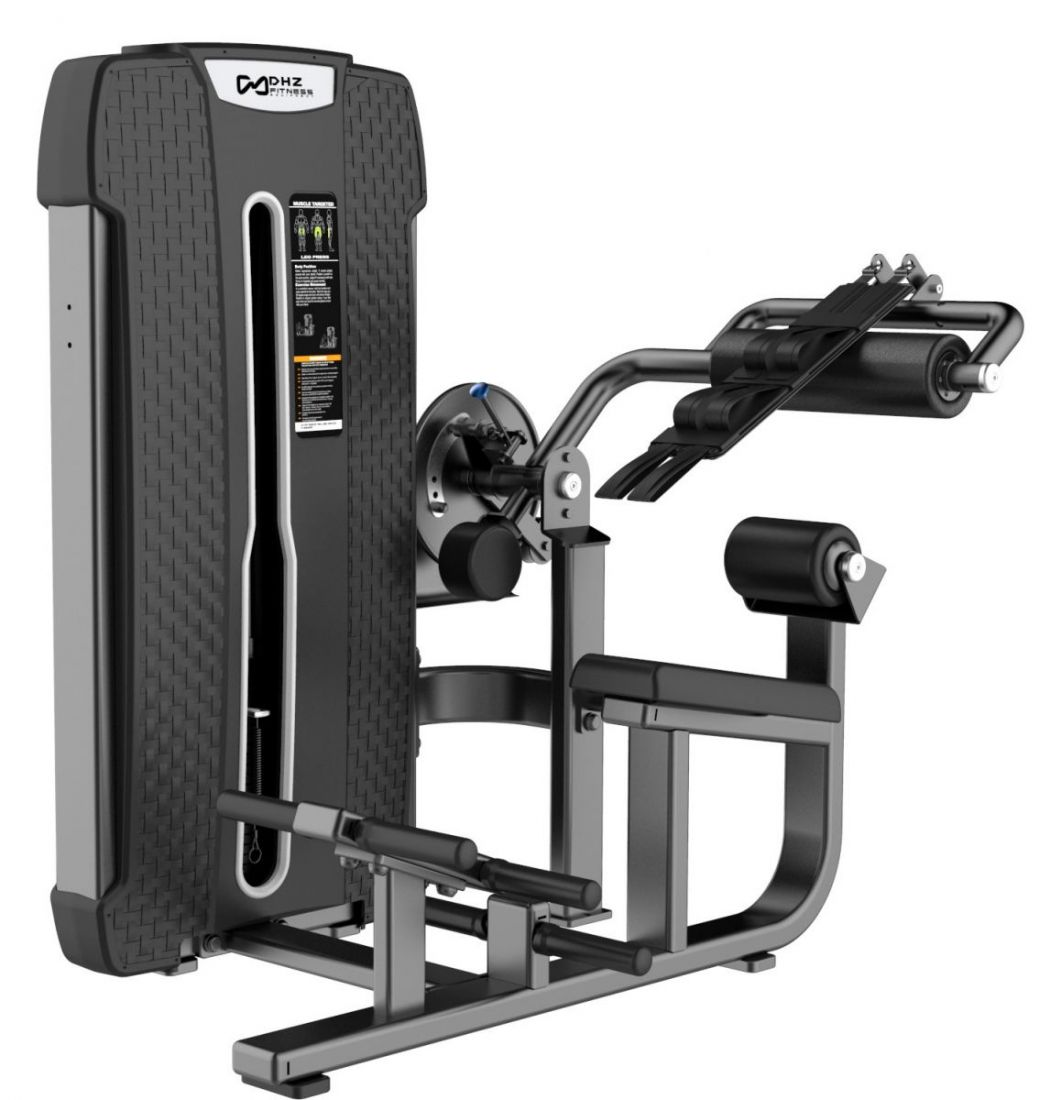 E-4088 Пресс машина/Разгибание спины Abdominal Isolator & Back Extension. Стек 94 кг.