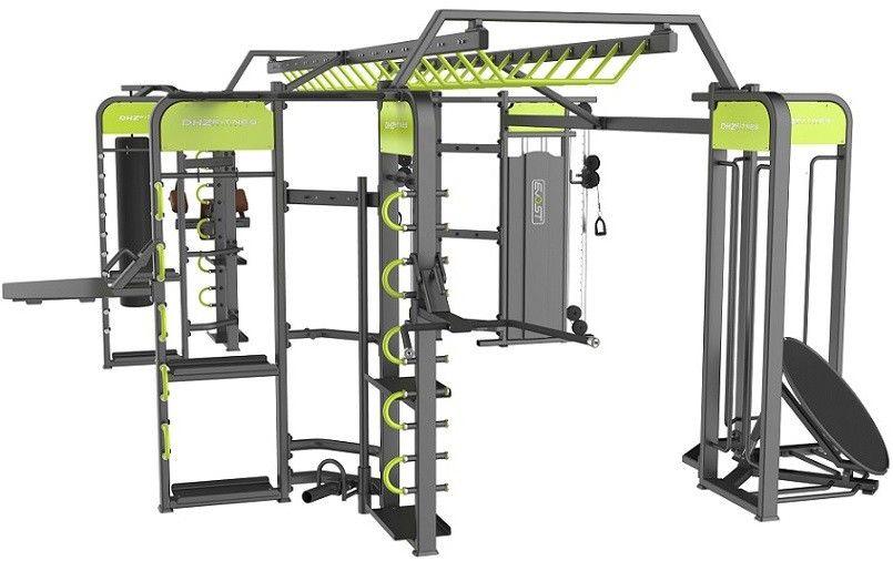 360C Рама DHZ для функциональных тренировок. Габарит 6700х5000х2560