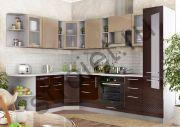 Кухня Модульная капучино /шоколад