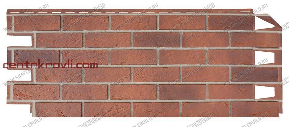 Фасадная панель «VOX», Solid Brick Bristol 1000*420