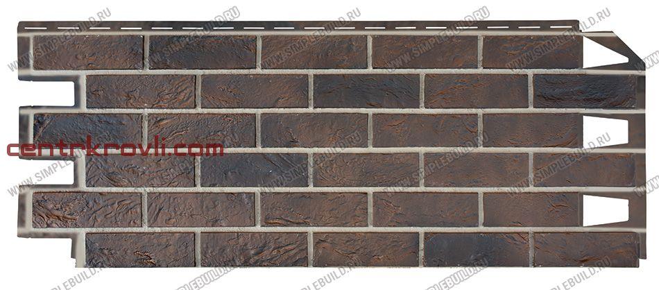 Фасадная панель «VOX», Solid Brick York 1000*420