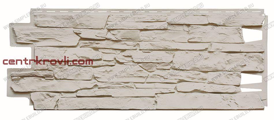 Фасадная панель «VOX», Solid Stone Liguria 1000*420