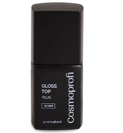 Топ без липкого слоя Космопрофи, Gloss Top PLUS, 12 ml