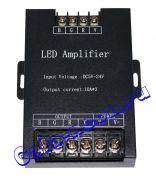 Усилитель для светодиодной ленты RGB 30A (Железный корпус)