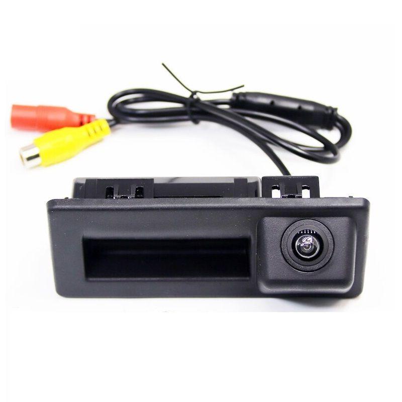 Камера заднего вида в ручку багажника Audi A4 (2015-2020)
