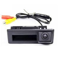 Камера заднего вида в ручку багажника Audi A4 (2015-2019)