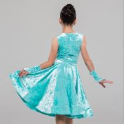 платье для танцев для девочки