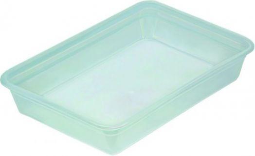 Лоток прозрачный для пищевых продуктов 5 л. Милих