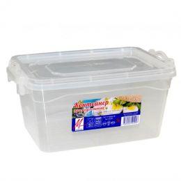 Контейнер прямоугольный для пищевых продуктов 3л.