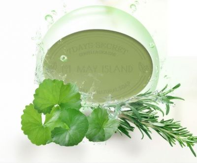 May Island 7Days Мыло для проблемной кожи 7Days Secret Centella Cica Pore Cleansing Bar