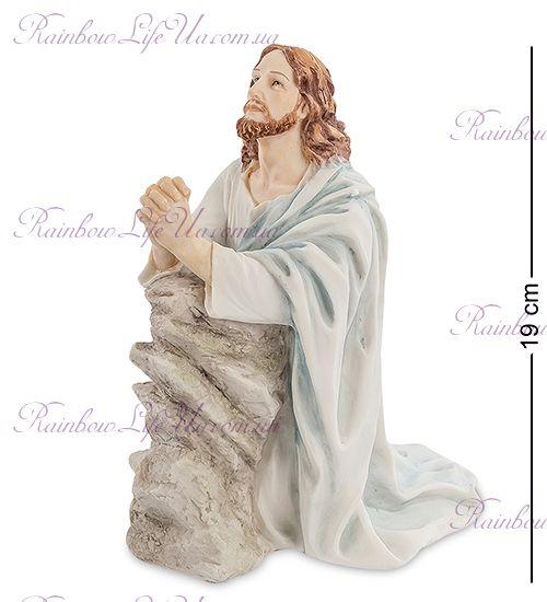 """Статуэтка Молитва Иисуса в Гефсиманском саду """"Veronesе"""""""