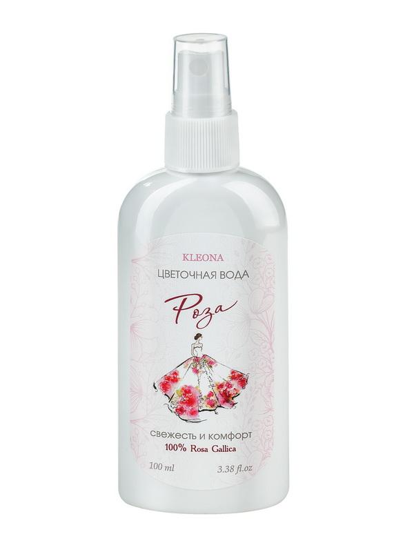 Цветочная вода Роза