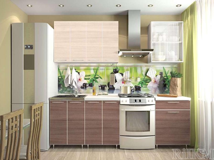 Кухня Радуга ЛДСП 1,8 м