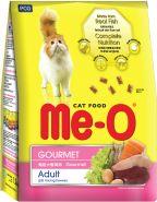 """Me-O Сухой корм для кошек """"Деликатес"""" (35шт*200г) 7кг"""
