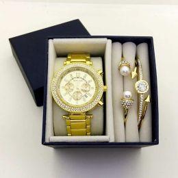 Часы и браслеты Michael Kors - женский подарочный набор ( № 1)